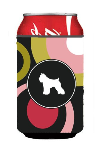 Bouvier des Flandres Can or Bottle Beverage Insulator Hugger