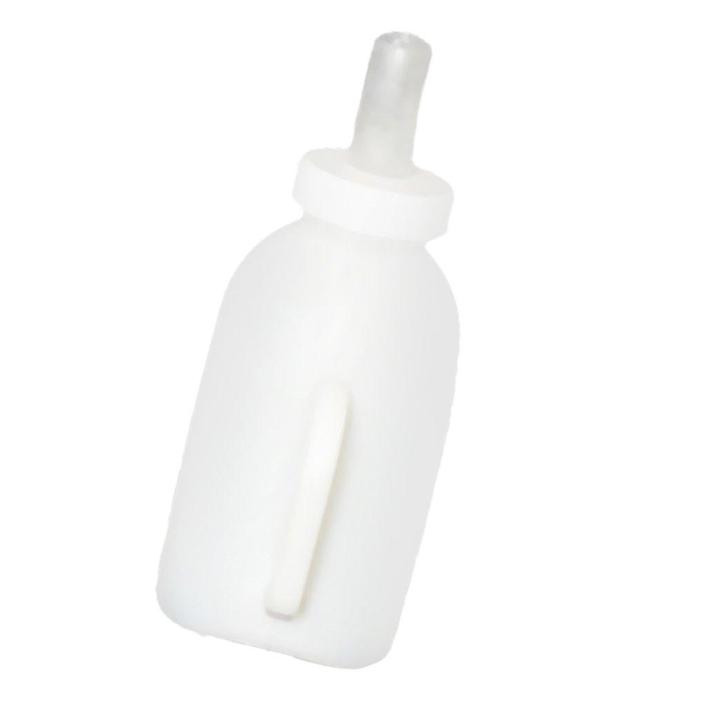 Jili Online Easy Speedy Feeder Calf Milk Bottle Calving Rearing Drinker Feeding Dairy 1L