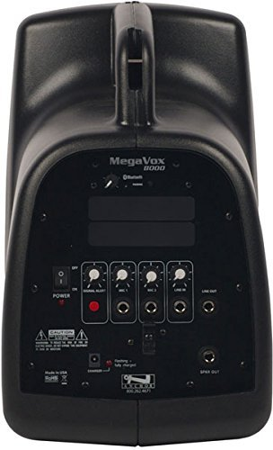Anchor Audio Megavox Pro Portable PA System with Bluetooth ()