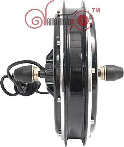 41QM Mwl1EL amazon com 48v 1000w electric bicycle motor ebike brushless  at aneh.co