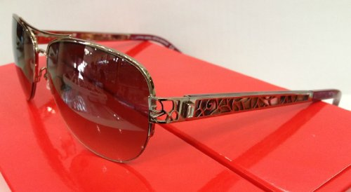 (SAKS FIFTH AVENUE Sunglasses 81S 0Eq6 Almond 57MM)