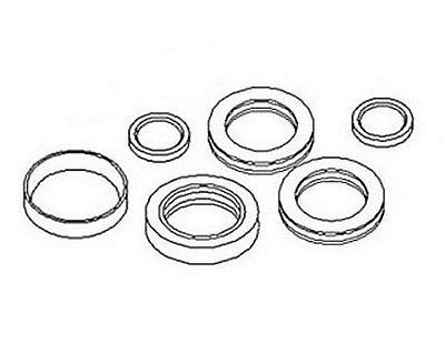 GG190-32385 Cylinder Seal Kit Made For John Deere Skid Steer Loader 60 125
