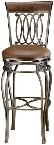 Hillsdale Montello 32-Inch Swivel Bar Stool