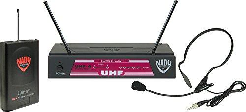 UPC 634343278668, Nady UHF-4 LT/HM-3 (115) Headset Wireless System Band 15