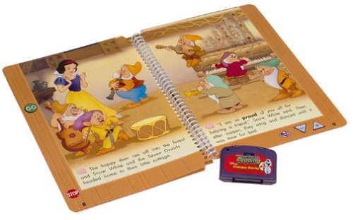 LeapFrog LeapPad Educational Book: Disney Princess Stories
