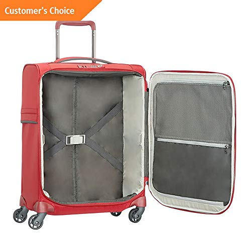 Amazon.com | Sandover Samsonite Uplite 24 Expandable Spinner Checked gage Softside Checked NEW | Model LGGG - 2841 | | Luggage