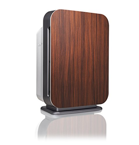 Alen 75i-Fresh-Rosewood BreatheSmart 75i Large Room Air Purifier, Antimicrobial True HEPA Filter for Cooking Odor and Chemicals, 1300 Sq. ', Rosewood