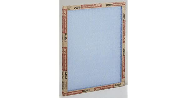 12 each 84804.011620 Precisionaire Pleated Furnace Air Filter