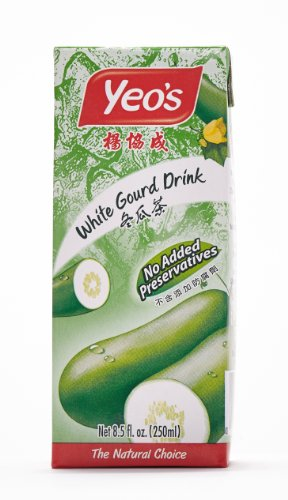 (Yeo's White Gourd Drink (Pack of 24) )