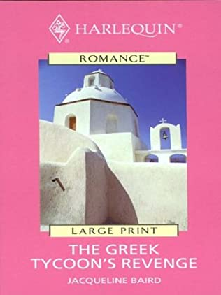 book cover of The Greek Tycoon\'s Revenge