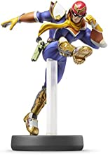Captain Falcon amiibo - Wii U Super Smash Bros. Series Edition