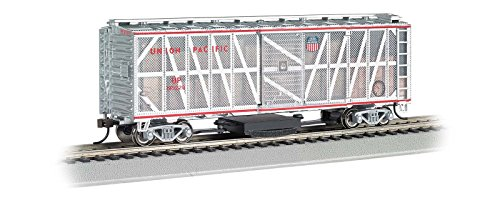 Bachmann HO Scale Track Cleaning 40' Box Car, Union Pacific