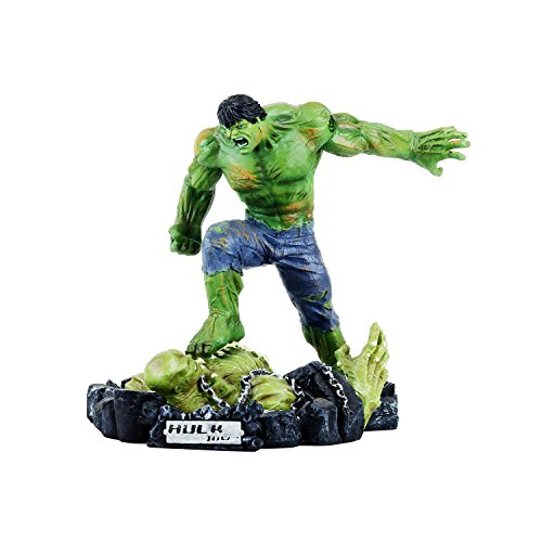 Wowheads Hulk Fight Abomination Beating  1 8 Scale Small Figurine Statue Collectible  Non  Bobblehead  Marvel Disney Avengers  Fragile Resin Made