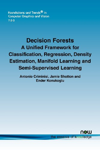 Decision Forests (Foundations and Trends(r) in Computer Graphics and Vision) by Brand: Now Publishers Inc