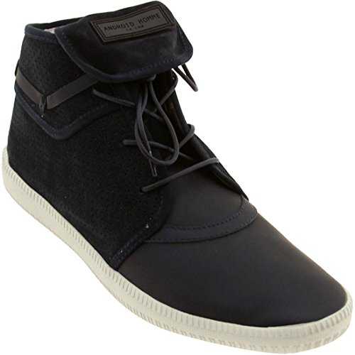 Android Homme Men's Mach 1 - White Sole (blue steel)-10.0