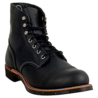 Red Wing Heritage Iron Ranger 6-Inch Boot, Black Harness, 7.5 D(M) US (B002YTL07W) | Amazon price tracker / tracking, Amazon price history charts, Amazon price watches, Amazon price drop alerts