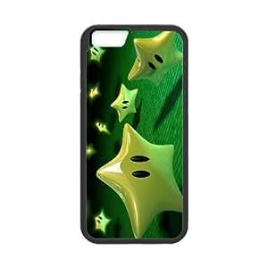 iphone6 plus 5.5 inch cell phone cases Black Super Mario Bros fashion phone cases URKL457754