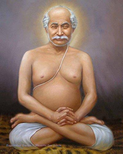 Supreme Swan art print of Lahiri Mahasaya