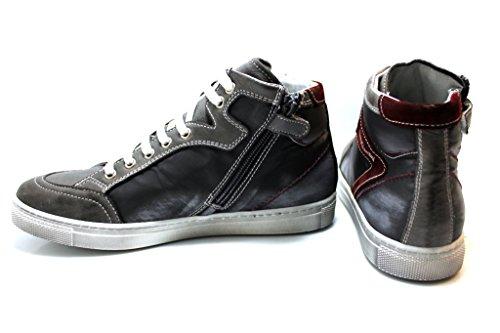 Nero Giardini Junior - Zapatillas para niño gris