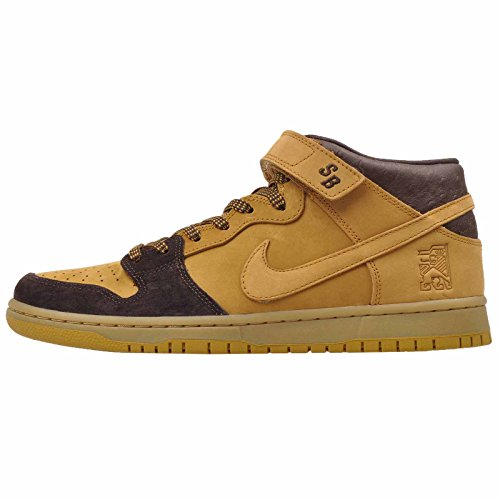 Nike SB Dunk Mid Pro Lewis Marnell Mens Skateboarding Shoes (10.5 D(M) US) Dunk Mid Pro Shoe