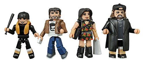 Diamond Select Toys Mallrats: 20th Anniversary Minimates Series 1 Box Set