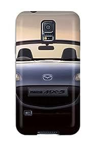 Fashion QTpResP8790cxzFX Case Cover For Galaxy S5(mazda Miata 21)