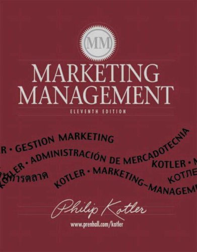 Marketing Management with Pin Card