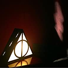 Harry Potter Deathly Hallows Lamp