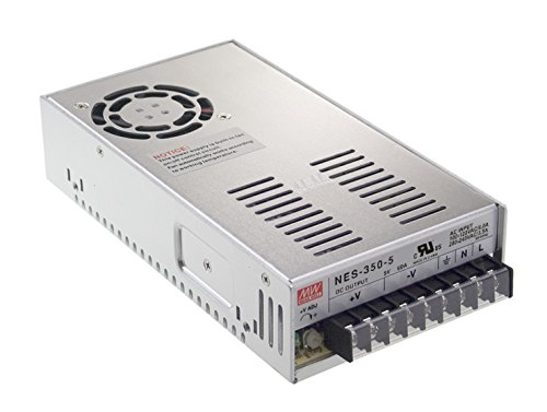 MEAN WELL original NES-350-24 24V 14.6A meanwell NES-350 24V 350.4W Single Output Switching Power Supply