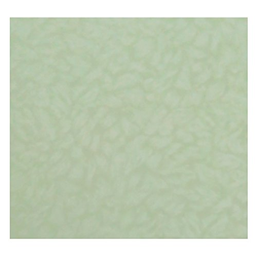 Perfectos Premium Cardstock 25 Sheets classic flame Double Sided Cardstock Shimmer Metallic Best Crafting Paper A4 (pastel green) ()