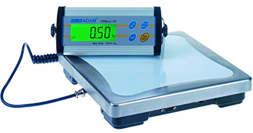 Adam CPWplus-75 165 lb/75 kg Weighing Scale