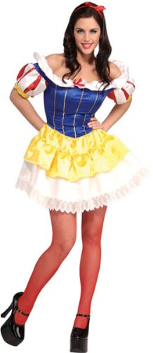 Snow White Costume - X-Small - Dress Size -