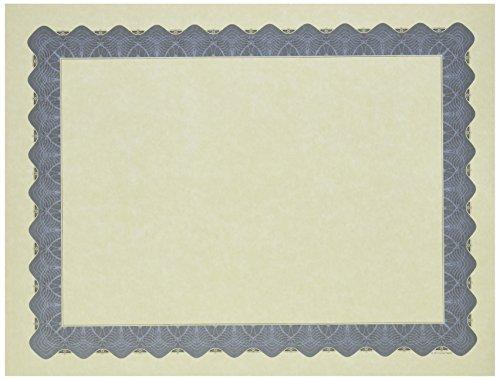 Great Papers Metallic Certificate 934425