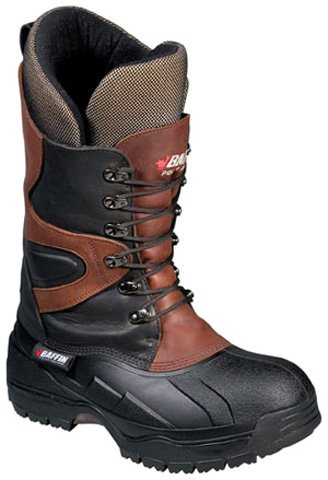 Baffin Apex Leather Boot (10) Black/Bark-by-BAFFIN-4000-1305-455(10)