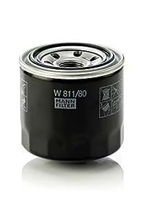 Mann-Filter W 811/80 Filtro de Aceite