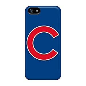 New Premium KcyLAcY-257 Case Cover For Iphone 5/5s/ Baseball Chicago Cubs 2 Protective Case Cover