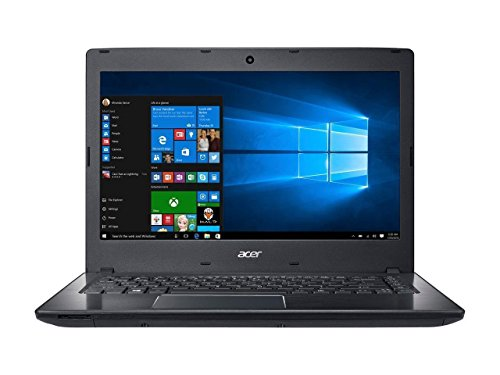 2018 Acer TravelMate P2 TMP249 14.0″ HD Business Laptop Computer, Intel Core i5-6200U up to 2.80GHz, 8GB DDR4 RAM, 256GB SSD, DVD-Writer, 802.11ac WIFI, TPM 1.2, USB 3.0, HDMI, Windows 10 Professional