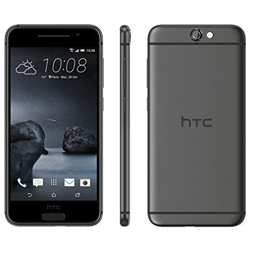 HTC One A9 Unlocked 16GB 4g LTE 5.0-inch - International Version (Carbon Gray)