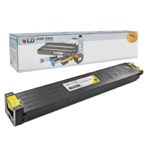 (LD Compatible Toner Cartridge Replacement for Sharp MX-31NTYA (Yellow))