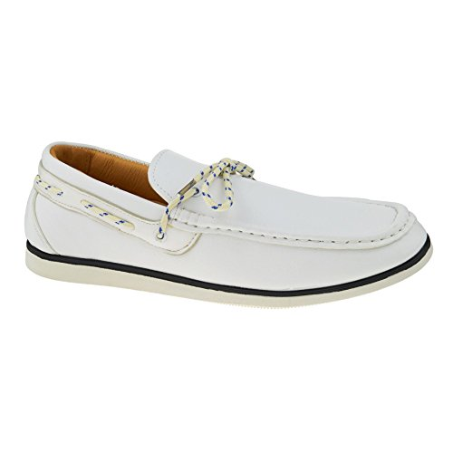 Sandali London Footwear White con Zeppa uomo BRxTq8