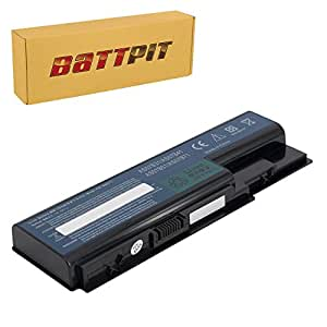 Battpit Bateria de repuesto para portátiles Acer AS07B51 (4400mah / 48wh)