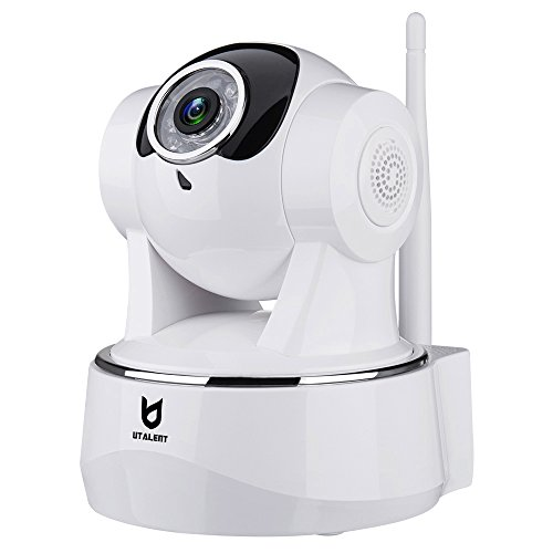WiFi Camera, Utalent 1080P HD Indoor Wireless Home Security Surveillance IP Camera with Motion Detection, Two Way Audio, Night Vision, Pan/Tilt, Baby Monitor, Nanny Cam (Detection Motion Wireless)