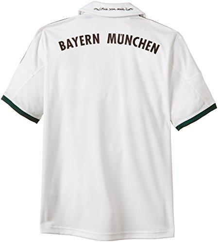 Fc Munich Adidas Weiß Enfant Extérieur Bayern D'entraînement Braun Pour Maillot UwwqAIv7