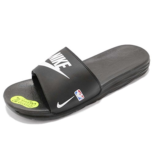 NIKE Benassi Solarsoft NBA Mens 917551-004 Size 10