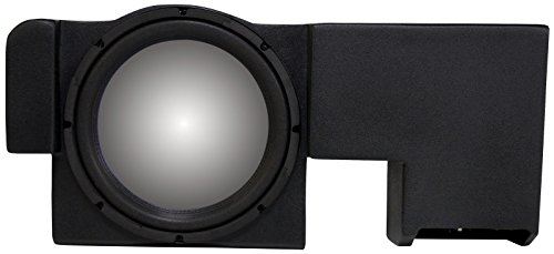 - UNLOADED MTX ThunderForm Sub Enclosure for FORD F-150 2009-2013 Super / Extra Cab for Single 10