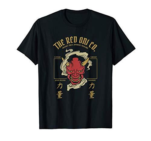 Yokai Demon Japan Shirt I Oni Mask Ancient Devil Folklore