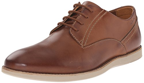 Clarks Mens Franson Plain Oxford