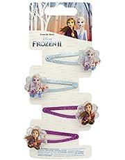 Disney Frozen 19382 2-4 haarspelden, meerkleurig