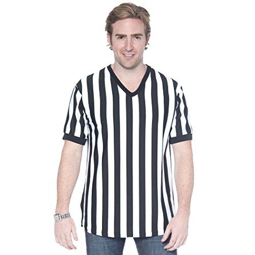 [SSG/BSN V-Neck Referee Shirt (Large)] (Referee Shirts Costume)