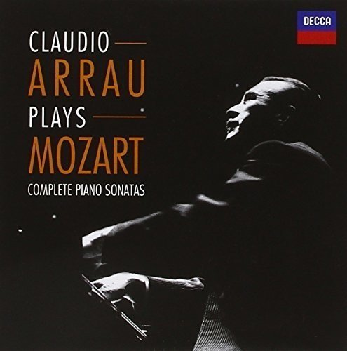 Claudio Arrau plays Mozart - Complete Piano ()